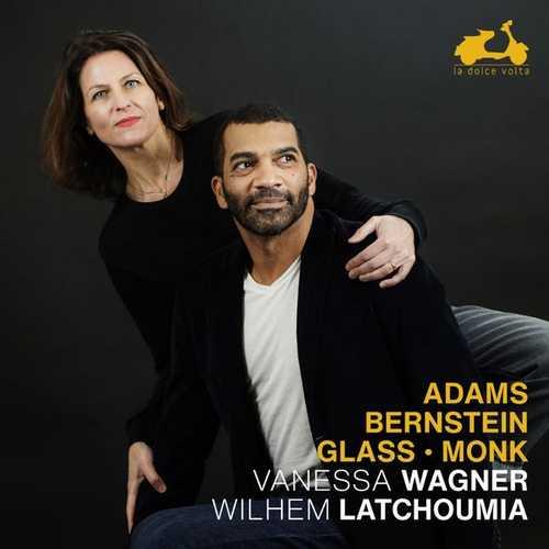 Vanessa Wagner, Wilhem Latchoumia - This is America! (24/48 FLAC)