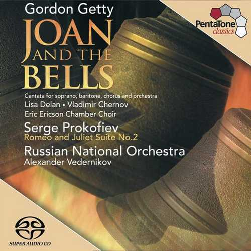 Vedernikov: Getty - Joan and the Bells, Prokofiev - Romeo and Juliet (24/96 FLAC)