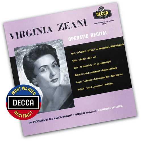 Virginia Zeani - Operatic Recital (FLAC)