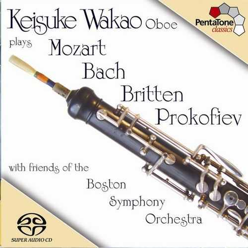 Keisuke Wakao plays Mozart, Bach, Britten, Prokofiev (24/96 FLAC)