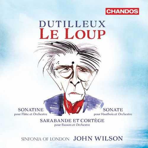 Dutilleux - Le Loup (24/96 FLAC)