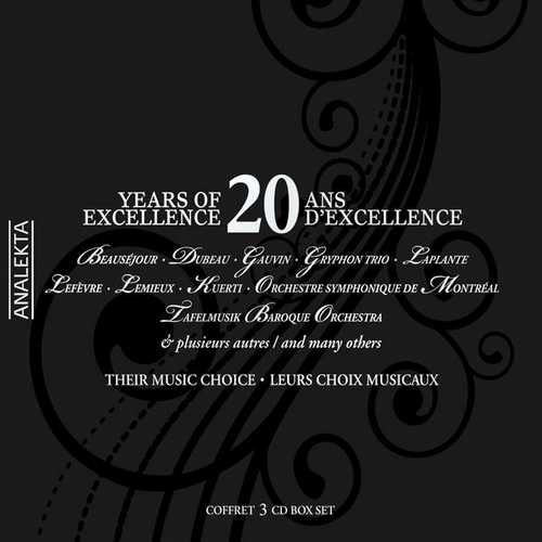 20 Years of Excellence / 20 Ans d'Excellence (FLAC)