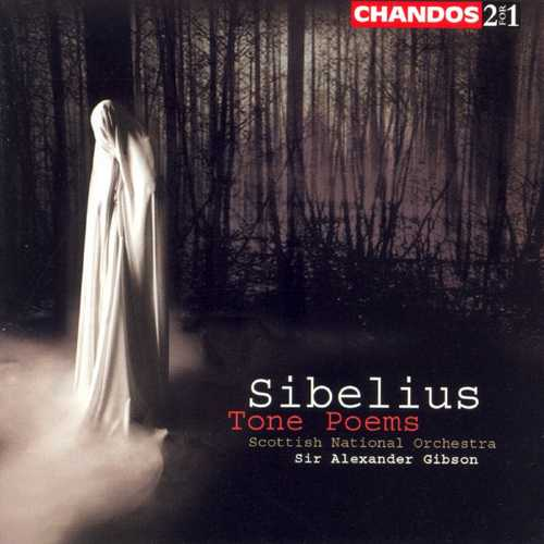 Gibson: Sibelius - Tone Poems (FLAC)