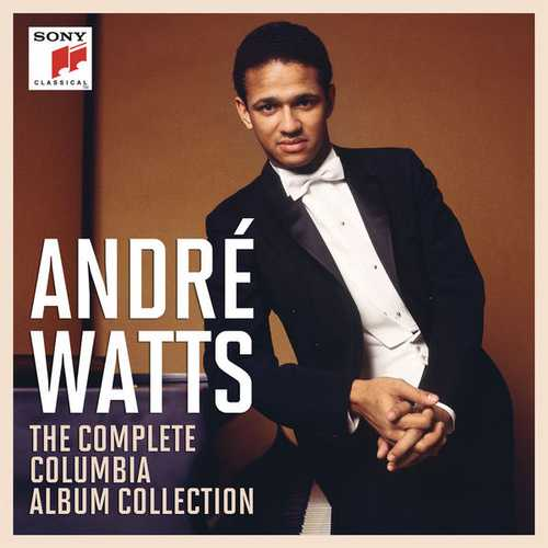 André Watts: The Complete Columbia Album Collection (FLAC)
