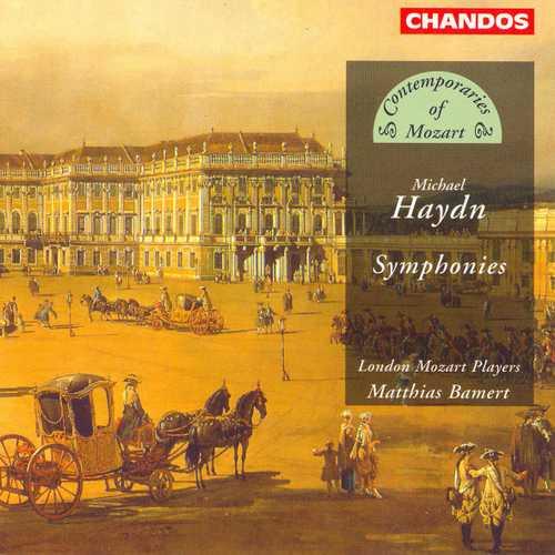 Bamert: Michaël Haydn - Symphonies (FLAC)