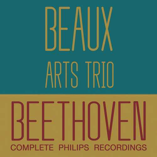 Beaux Arts Trio: Beethoven - Complete Philips Recordings (FLAC)
