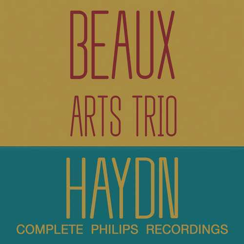 Beaux Arts Trio: Haydn - Complete Philips Recordings (FLAC)