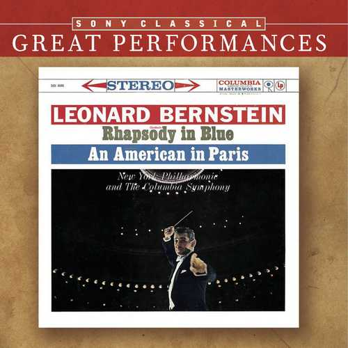 Bernstein: Gershwin - Rhapsody in Blue, An American in Paris (FLAC)