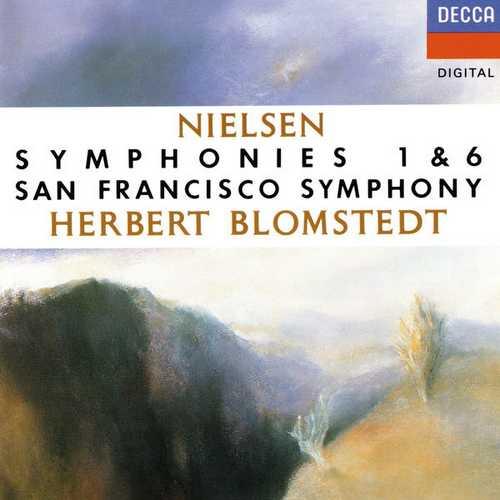 Blomstedt: Nielsen - Symphonies no.1 & 6 (FLAC)