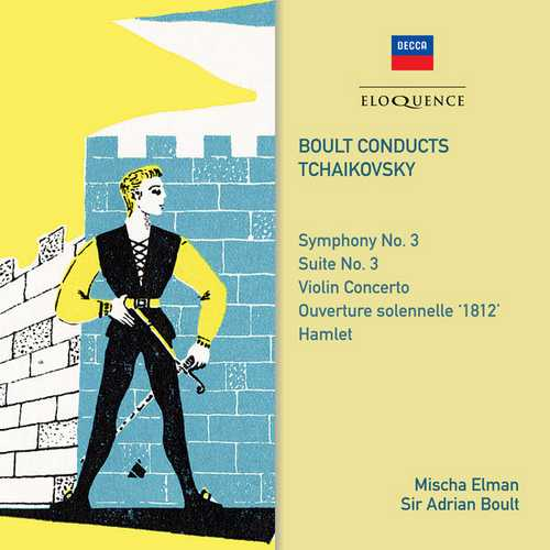 Boult Conducts Tchaikovsky (FLAC)