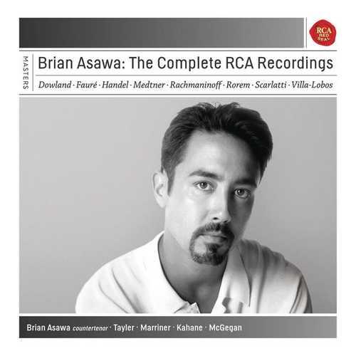 Brian Asawa - The Complete RCA Recordings (FLAC)
