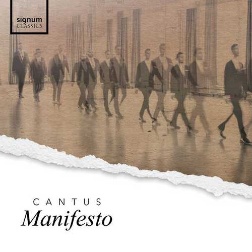 Cantus - Manifesto (24/96 FLAC)
