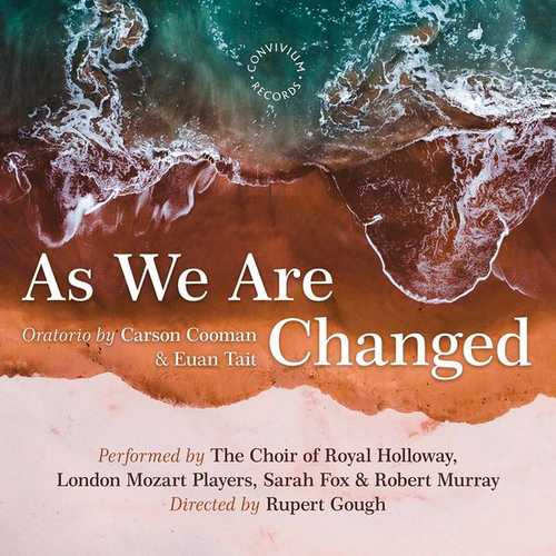 Gough: Cooman - As We Are Changed op.1340 (24/192 FLAC)