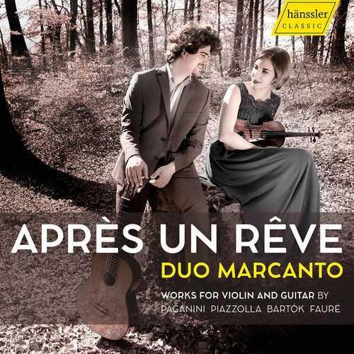 Duo Marcanto - Après un rêve (FLAC)