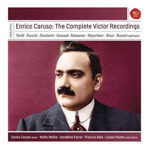 Enrico Caruso - The Complete Victor Recordings (FLAC)