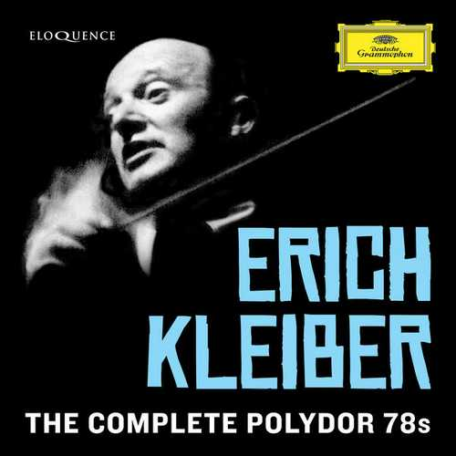 Erich Kleiber - Complete Polydor 78s (FLAC)