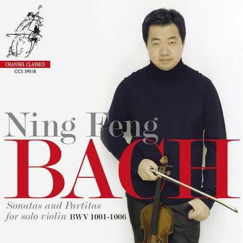 Feng: Bach - Partitas and Sonatas for Solo Violin (24/192 FLAC)