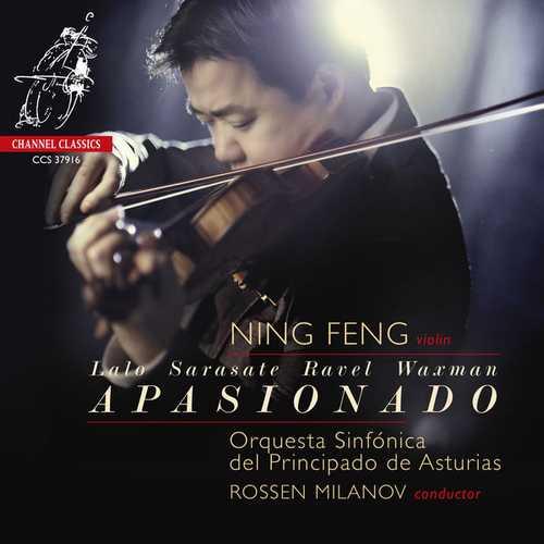 Ning Feng - Apasionado (24/192 FLAC)
