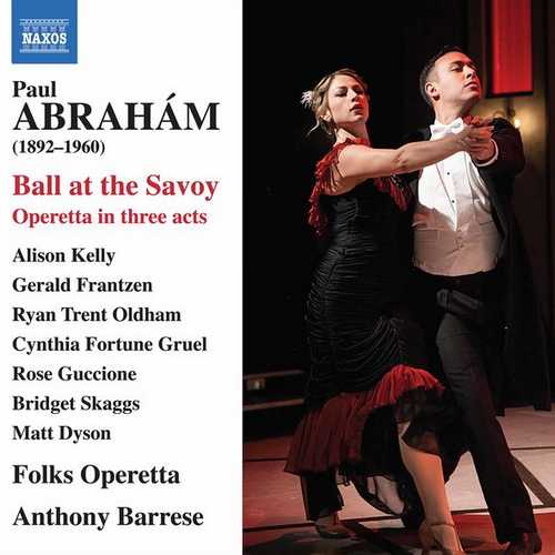 Chicago Folks Operetta: Abraham - Ball at the Savoy (FLAC)