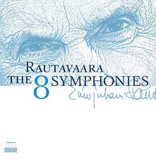 Franck, Pommer, Segerstam: Rautavaara – The 8 Symphonies (FLAC)