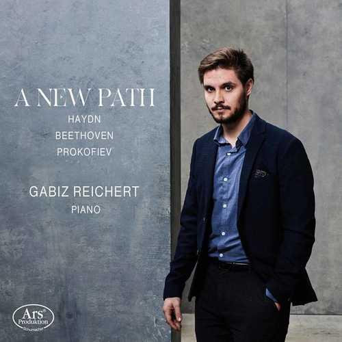 Gabiz Reichert - A New Path (24/48 FLAC)