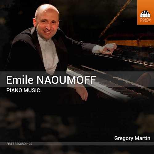 Martin: Naoumoff - Piano Music (24/96 FLAC)