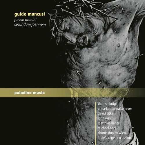 Guido Mancusi: Passio Domini Secundum Joannem (24/96 FLAC)