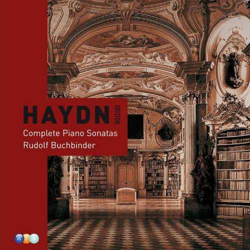 Haydn Edition Volume 3 - Piano Sonatas (FLAC)