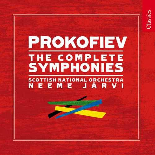 Järvi: Prokofiev - The Complete Symphonies (FLAC)