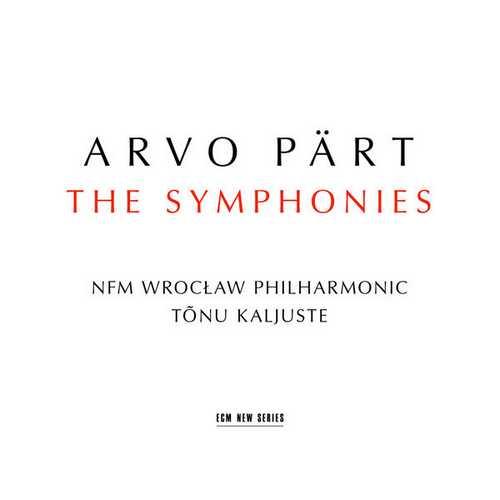 Kaljuste: Pärt - The Symphonies (24/44 FLAC)
