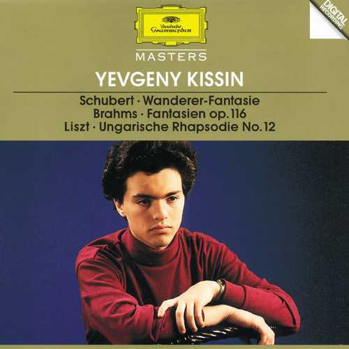 Kissin: Schubert - Wanderer Fantasie, Brahms - Fantasien op.116, Liszt - Hungarian Rhapsody no.12 (FLAC)