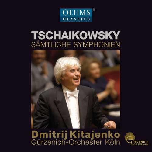 Kitajenko: Tchaikovsky - Complete Symphonies (FLAC)