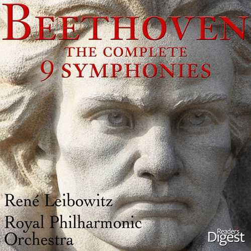 Leibowitz: Beethoven - The Complete 9 Symphonies (FLAC)