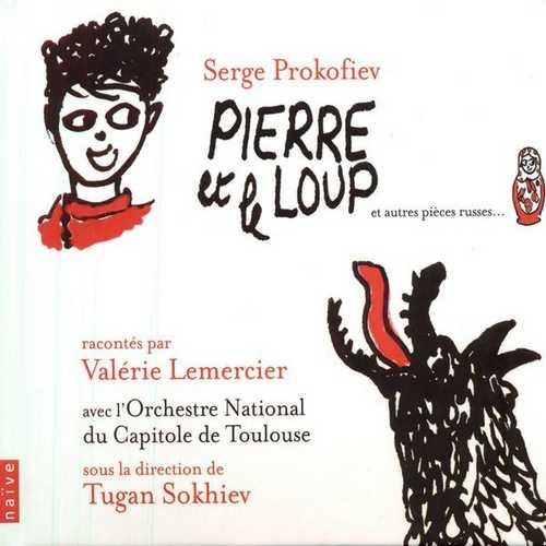 Lemercier, Sokhiev: Prokofiev - Pierre et le Loup et Autres Pièces Russes (FLAC)
