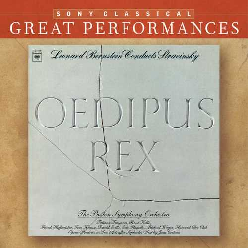 Leonard Bernstein conducts Stravinsky - Oedipus Rex (FLAC)