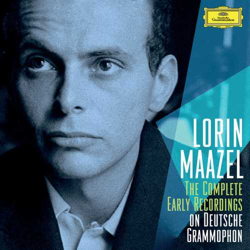 Lorin Maazel: The Complete Early Recordings On Deutsche Grammophon (FLAC)