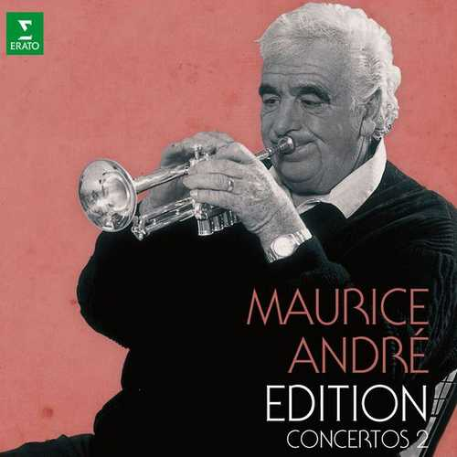 Maurice André Edition - Volume 2 (FLAC)