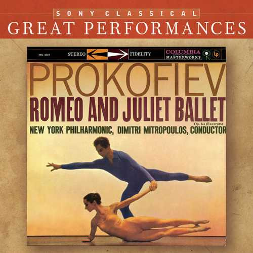 Mitropoulos: Prokofiev - Romeo and Juliet Ballet Excerpts (FLAC)