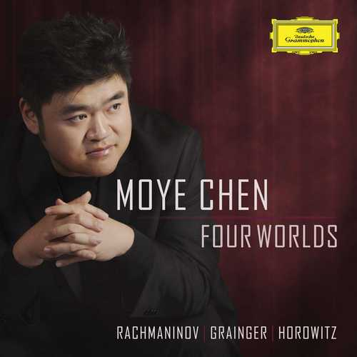 Moye Chen - Four Worlds (FLAC)