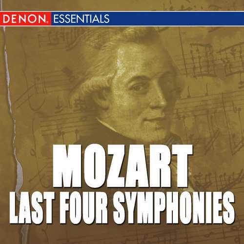 Blomstedt: Mozart - Last Four Symphonies (FLAC)