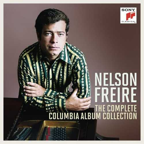 Nelson Freire - The Complete Columbia Album Collection (FLAC)
