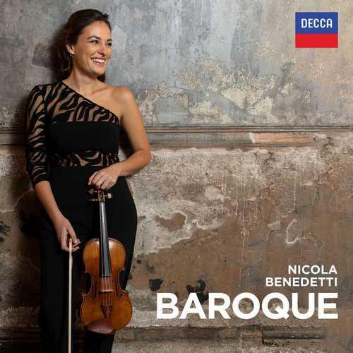 Nicola Benedetti - Baroque (24/96 FLAC)