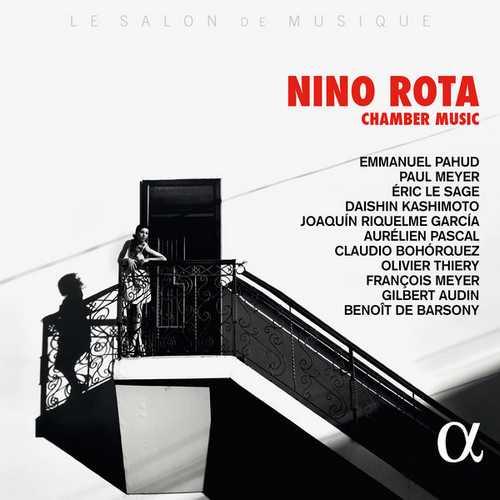 Nino Rota - Chamber Music (24/88 FLAC)