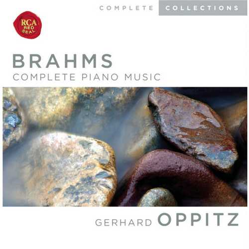 Oppitz: Brahms - Complete Piano Music (FLAC)