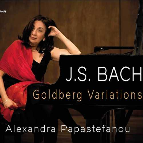 Papastefanou: Bach - Goldberg Variations (24/44 FLAC)