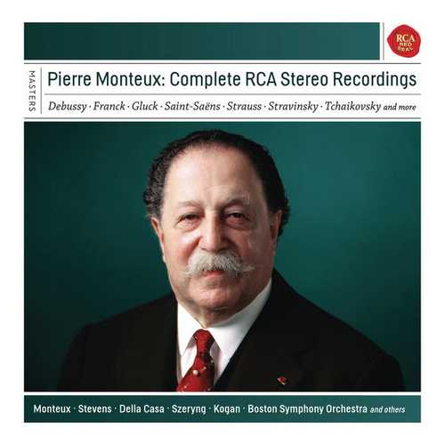 Pierre Monteux - The Complete RCA Stereo Recordings (FLAC)