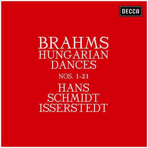 Schmidt-Isserstedt: Brahms - Hungarian Dances no.1-21 (FLAC)