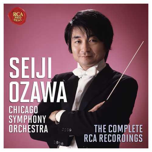 Seiji Ozawa - The Complete RCA Recordings (FLAC)