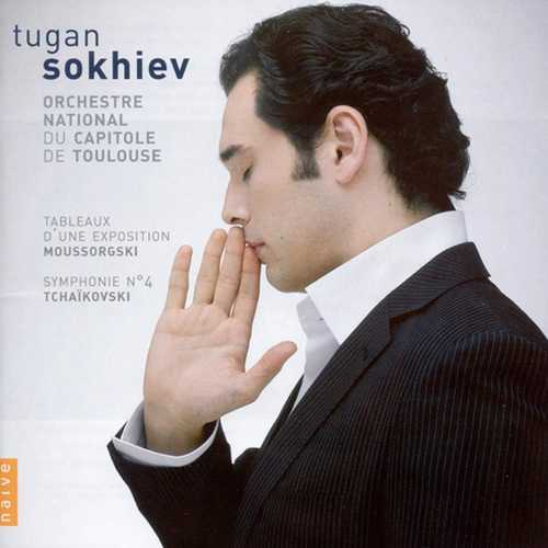Sokhiev: Mussorgsky - Pictures at an Exhibition, Tchaikovsky - Symphony no.4 (FLAC)