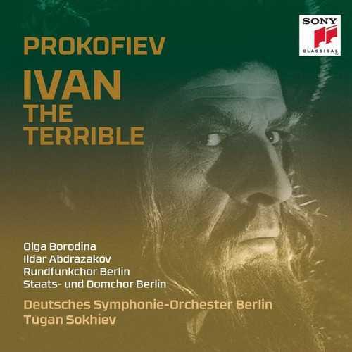 Sokhiev: Prokofiev Ivan The Terrible (FLAC)
